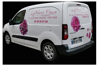 Lys-Matit-Fleurs-Livraison-vehicule